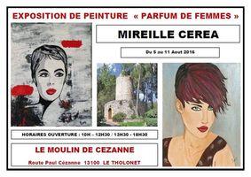 Exposition «Parfum de Femmes»